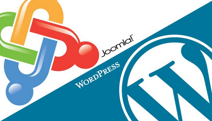 Joomla vs Wordpress 2017