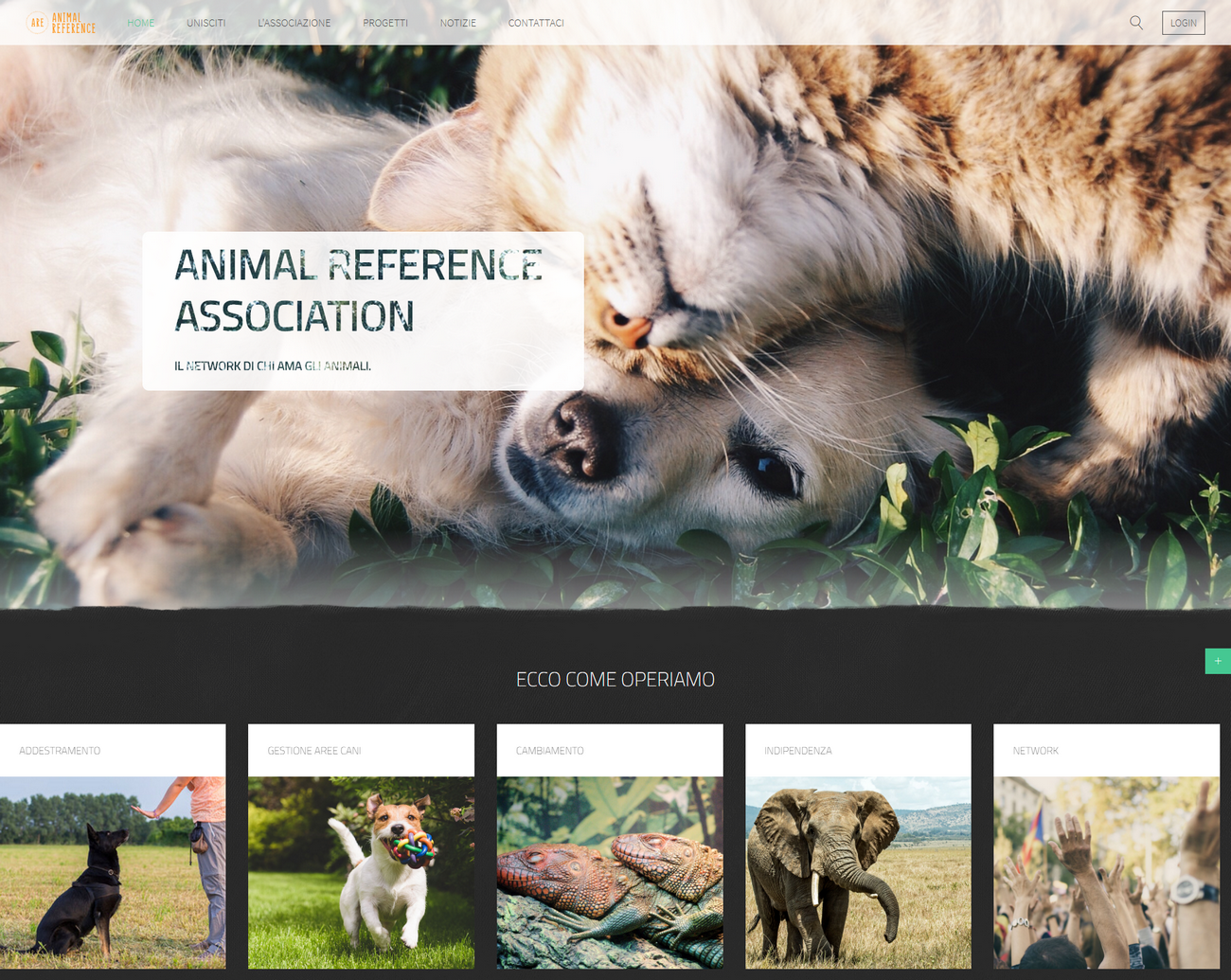 Animal Reference Association